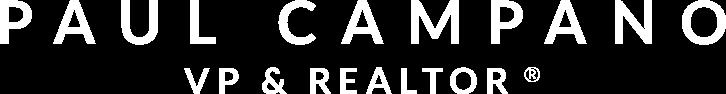 Paul Campano | VP & REALTOR®